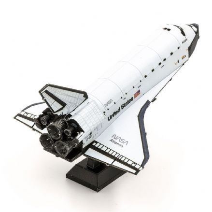 Metal Earth Model Kit - Space Shuttle Atlantis